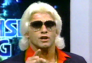 Dirtiest Player in the Game Ricflairgeorgiachampwrestling