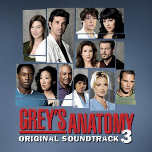 Grey´s Anatomy Vol.3 - Soundtrack