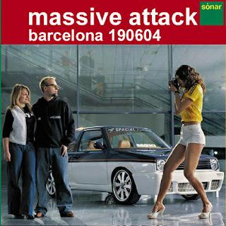 Massive Attack - Barcelona 190604
