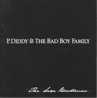 P. Diddy - The Saga Continues (2001) [Puff Daddy]