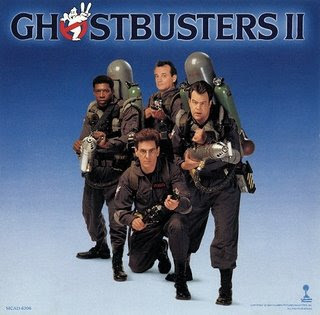 Ghostbusters 2 - Soundtrack (1989)
