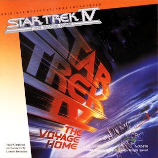 Star Trek 4 - Soundtrack The Voyage Home