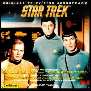 Star Trek (TOS) Original Television Soundtrack  Vol. 1