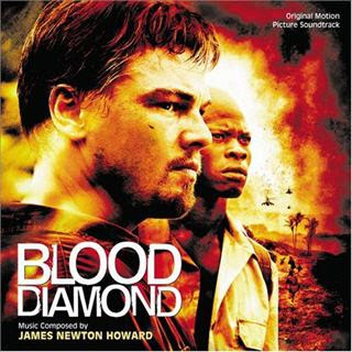 Blood Diamond Score Soundtrack (2006)