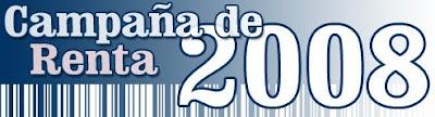 Logo Renta 2008