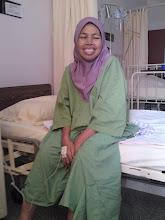 My beloved Mother...Almarhumah Hjh Abriah bte Hashim