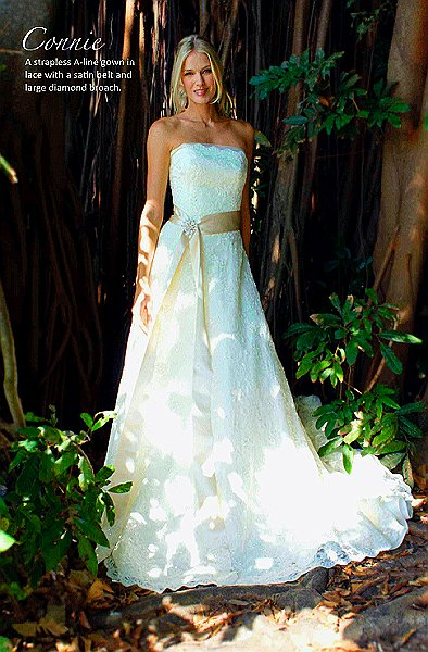 the Fall 2011 bridal collection has arrived! -