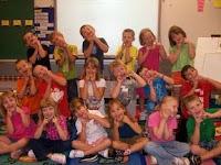 Mrs. Cassidy's class