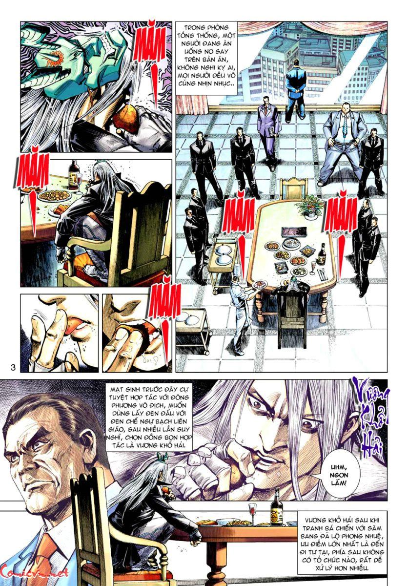 Vương Phong Lôi 1 chap 59 - Trang 3