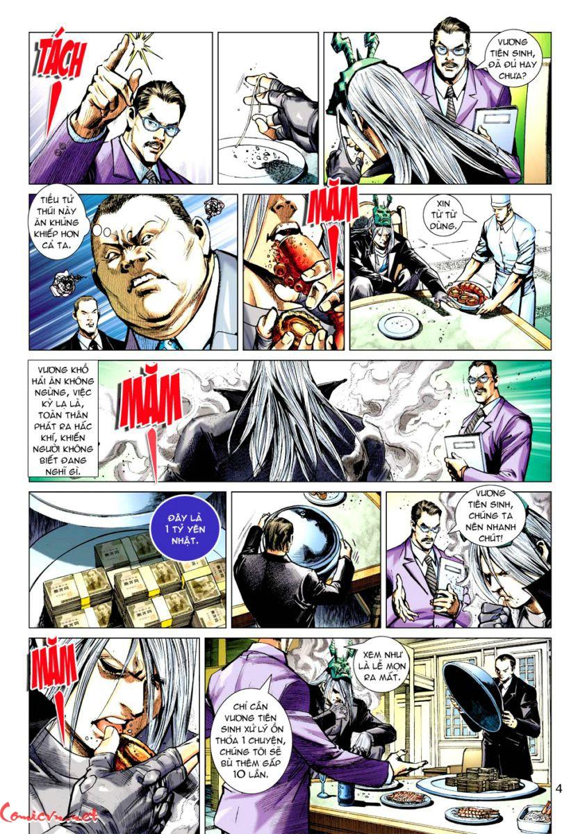 Vương Phong Lôi 1 chap 59 - Trang 4