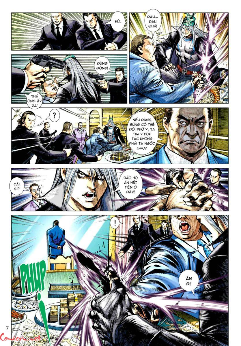 Vương Phong Lôi 1 chap 59 - Trang 7