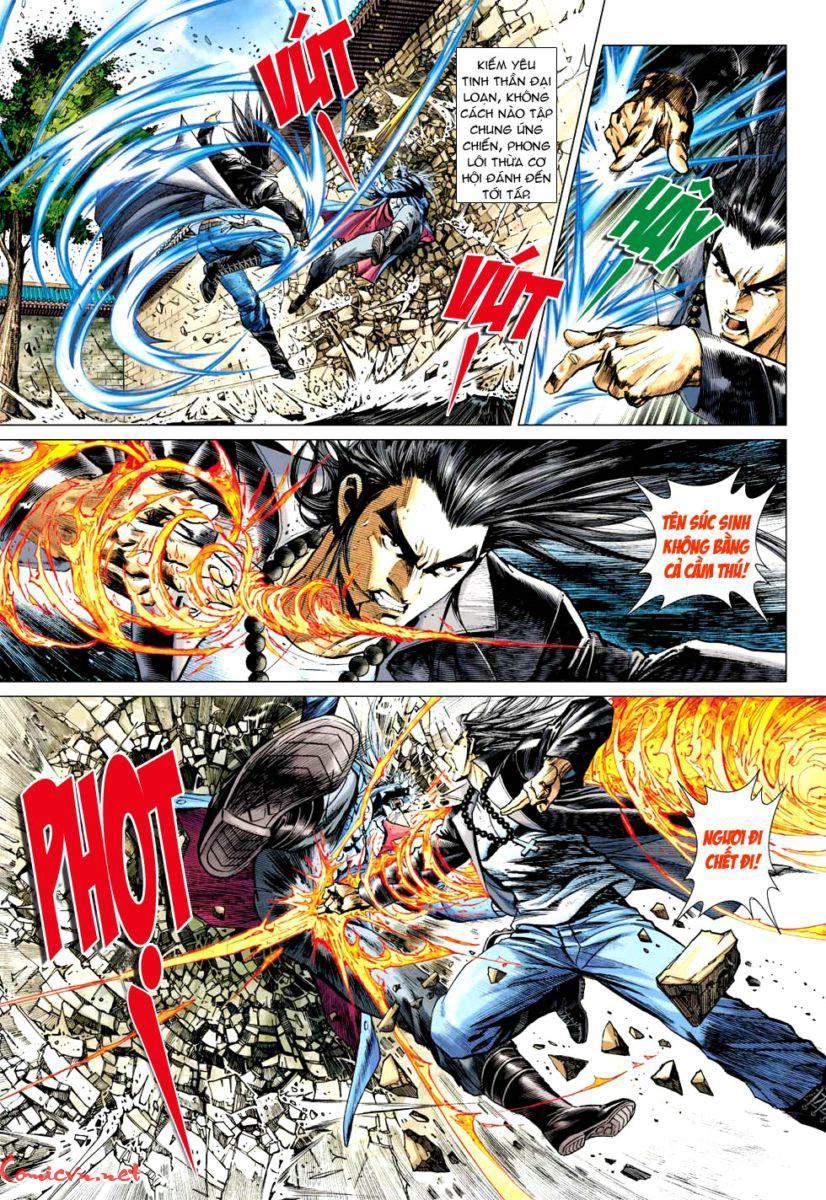 Vương Phong Lôi 1 chap 57 - Trang 3