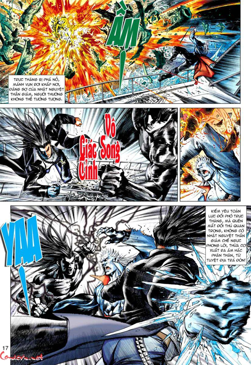 Vương Phong Lôi 1 chap 59 - Trang 16
