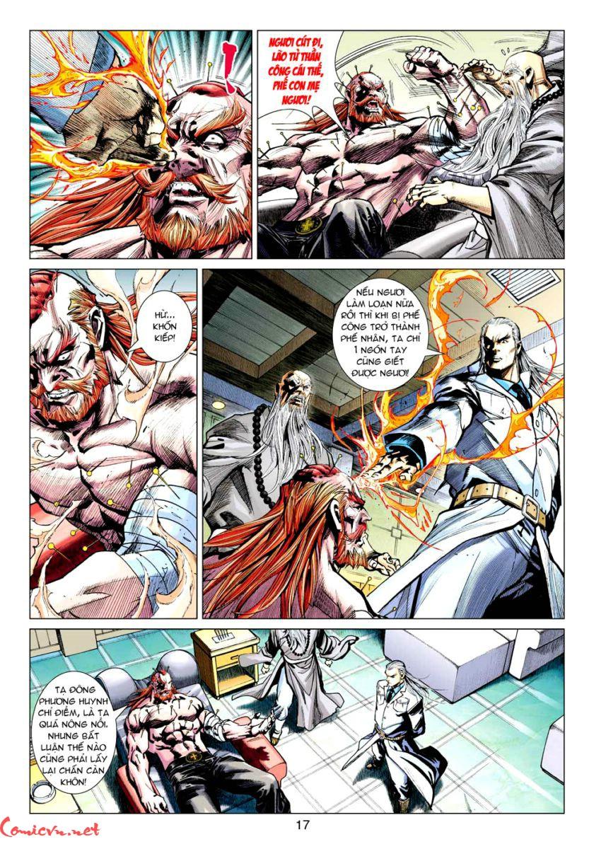Vương Phong Lôi 1 chap 57 - Trang 16