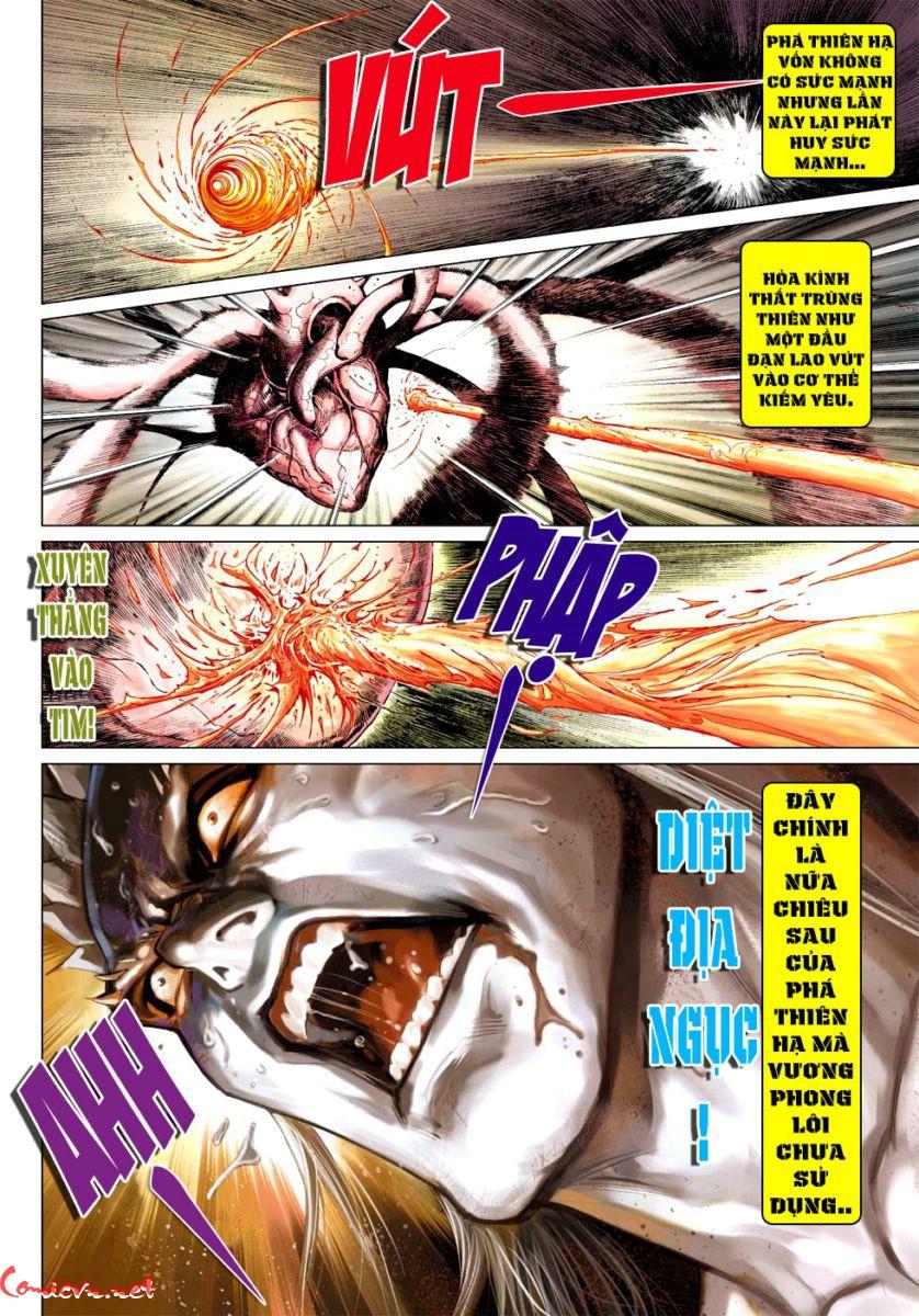 Vương Phong Lôi 1 chap 57 - Trang 29