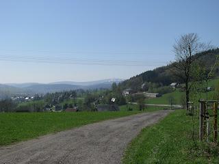 Blick zum Keilberg