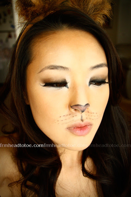 Oct 17,  · Dress up as a lion or lioness this Halloween? You'll need this simple makeup tutorial to go with your costume.