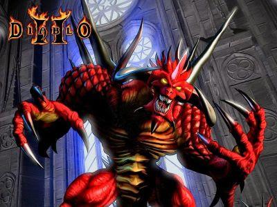 ������� ���� ����� Diablo �����