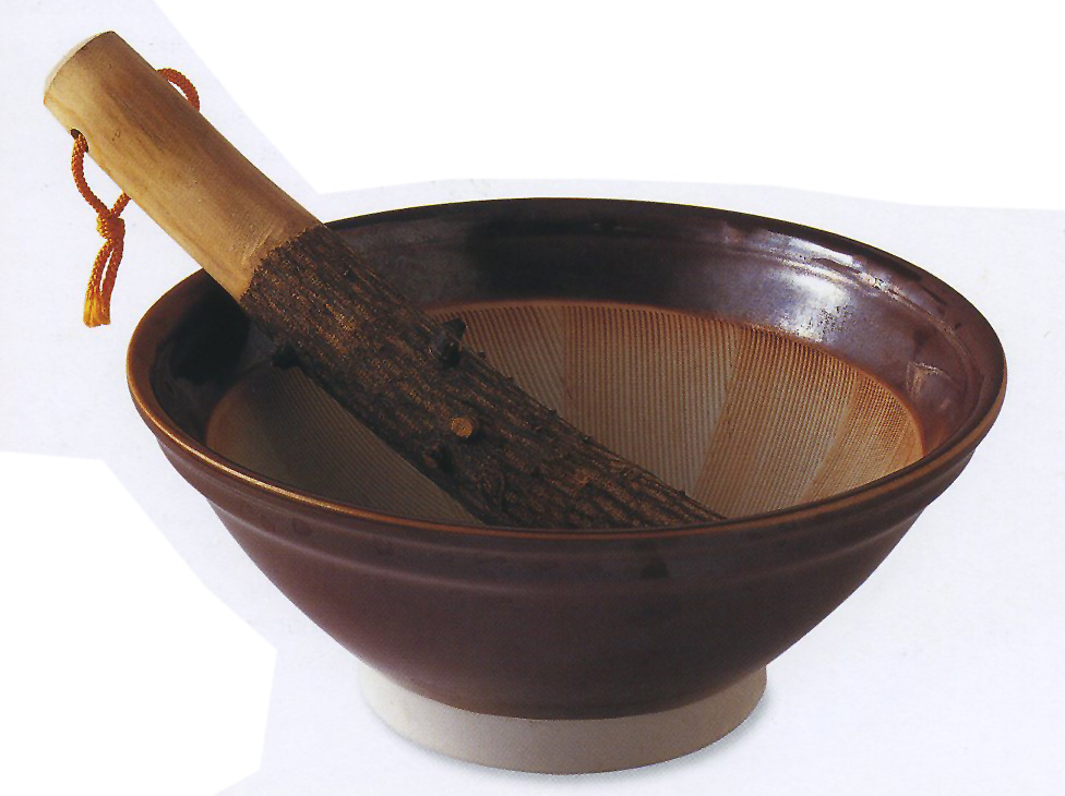 Sabores del mundo cocina japonesa utensilios iii for Utensilios cocina japonesa