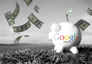 Google's piggy bank