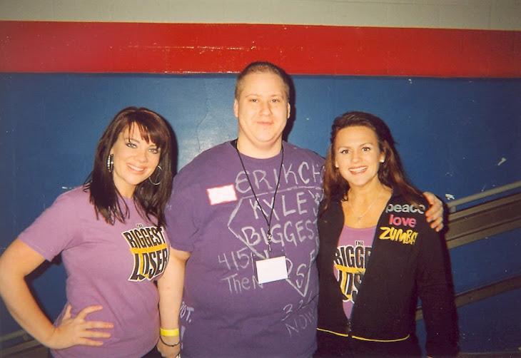 Myself, Ryan Kelley from season 2, and Tracey Yukich from season 8