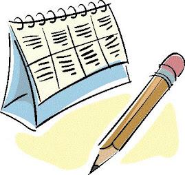 Calendario de actividades 2010\2011