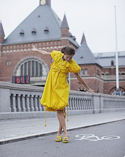 Urban Rainwear by Emma Jorn