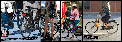 Cycle Chic Guide to Cycling in a Skirt