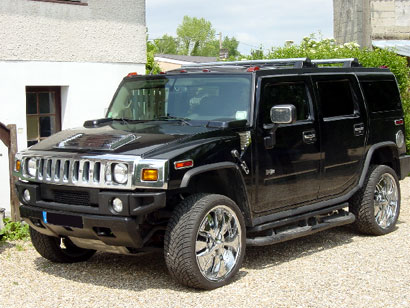 black hummer h2 cars - photo #24