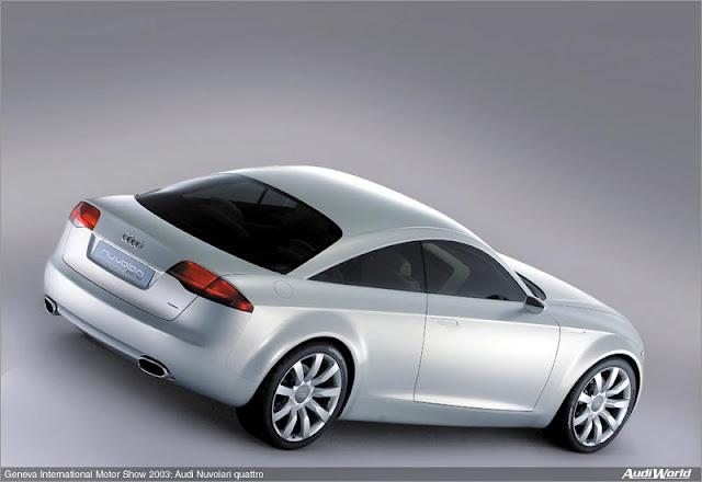 Audi, Audi A5, Audi A5 tuning by Nuvolari Quattro