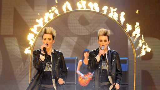 jedward hairstyles fashion