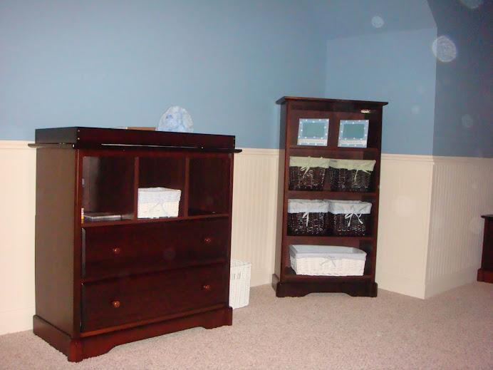 Brooks' room