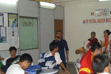 Program Futsal Bandar Baru Bangi 2009