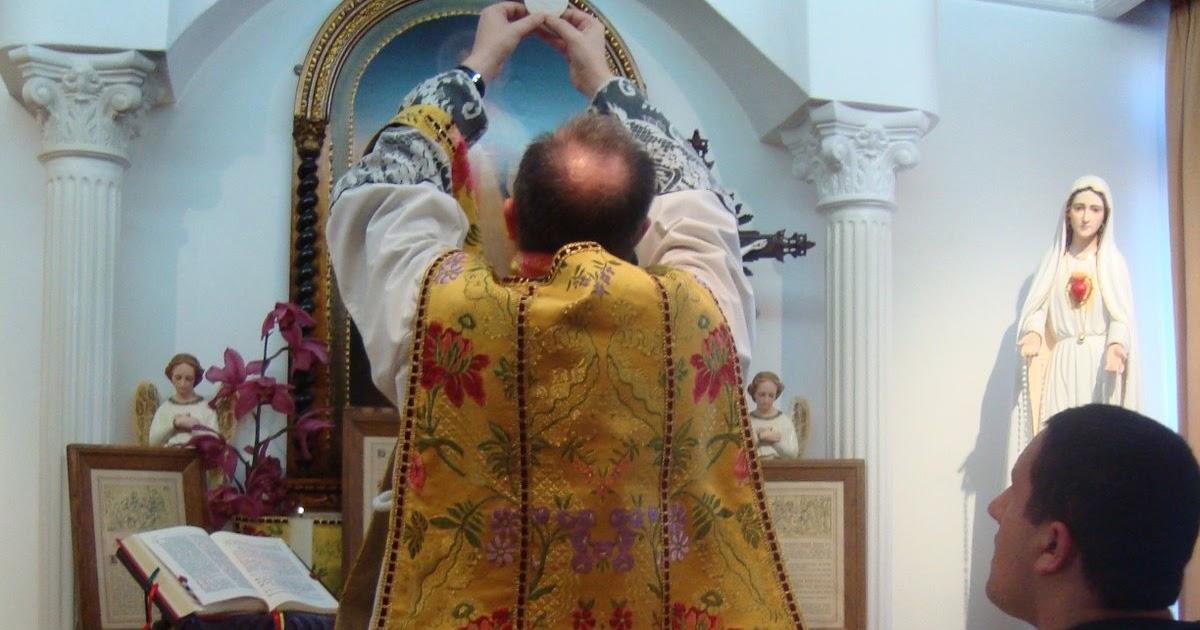 Missa gregoriana no mundo ora o de jesus ou ora o do cora o missa tridentina em f tima aos - Divo barsotti meditazioni ...
