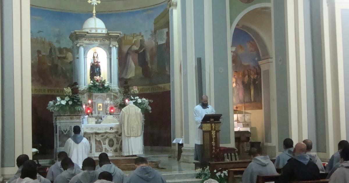 Missa gregoriana no mundo don divo barsotti santa teresa do menino jesus franciscanos da - Don divo barsotti ...