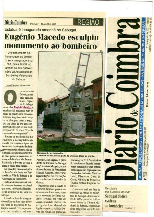 11 de Agosto de 2001