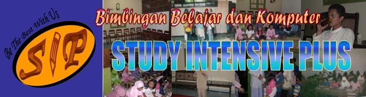STUDY INTENSIVE PLUS