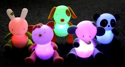 Sweet Craftiness: Lumilove Panda Nightlight