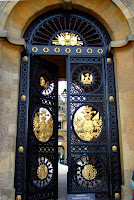 The grand gates