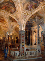 Amalfi Cathedral crypt