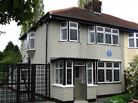 John Lennon's childhood home
