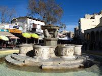 Venetian Morosini Fountain