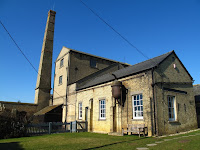Coal fired pumping house, used to drain the fens