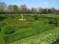Palace Knot Garden