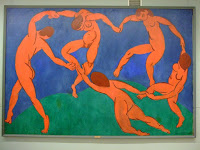 Henri Matisse, The Dance (II)