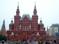 Around Red Square