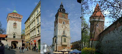 Krakow Towers
