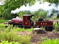 Bressingham Steam Museum & Gardens