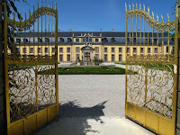 Gates to the Orangery