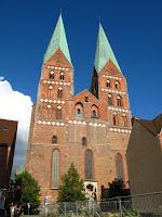 Marienkirche spires